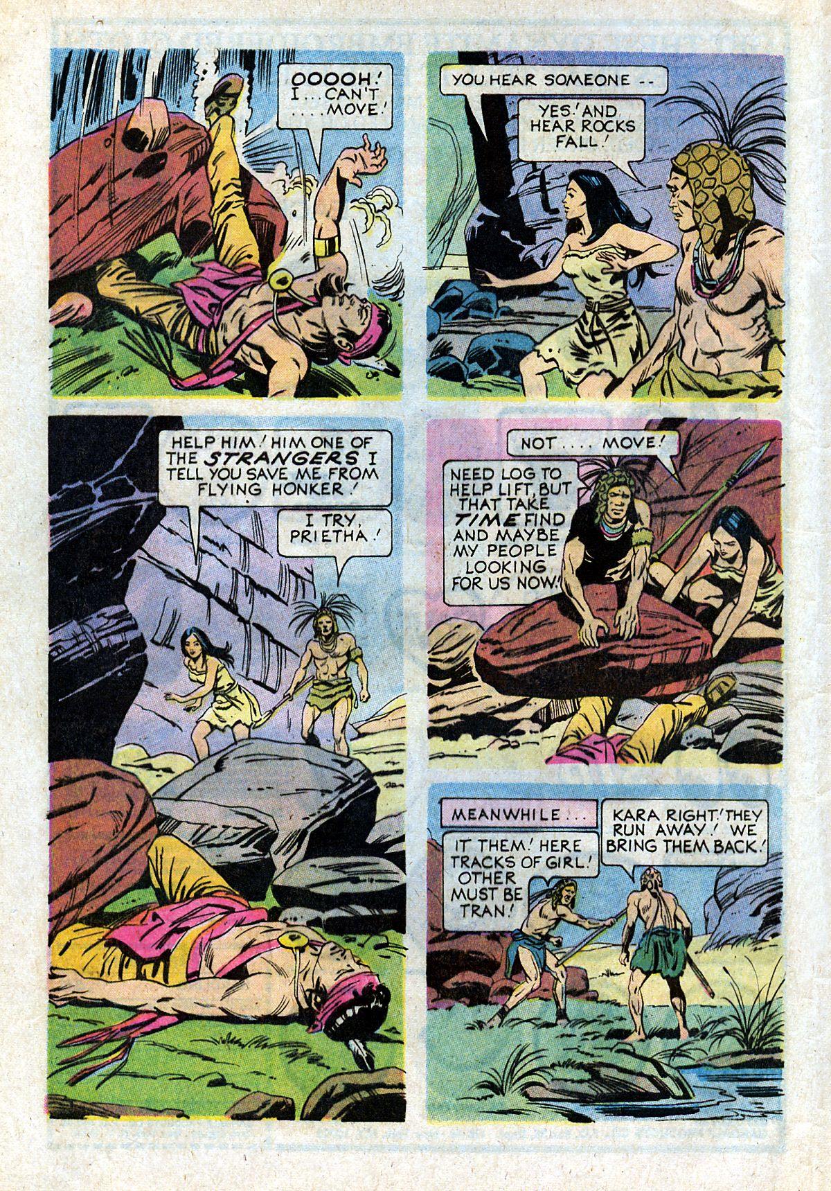 Read online Turok, Son of Stone comic -  Issue #93 - 8