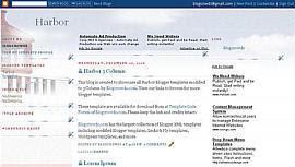 3 column blogger templates