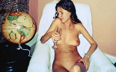 Anna Chapman Latest Leaked Nude Photos