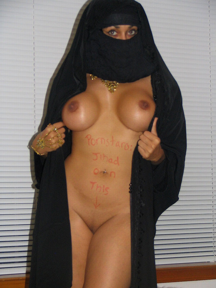 Think, nude big tits muslim girl think, that
