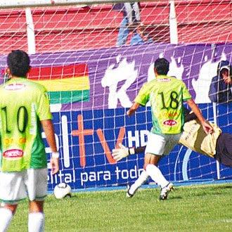 Club Oriente Petrolero - Oriente Golea en Potosí - Oriente Petrolero