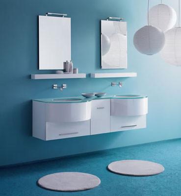 Espejos para ba o decoracion y manualidades - Espejos redondos para banos ...