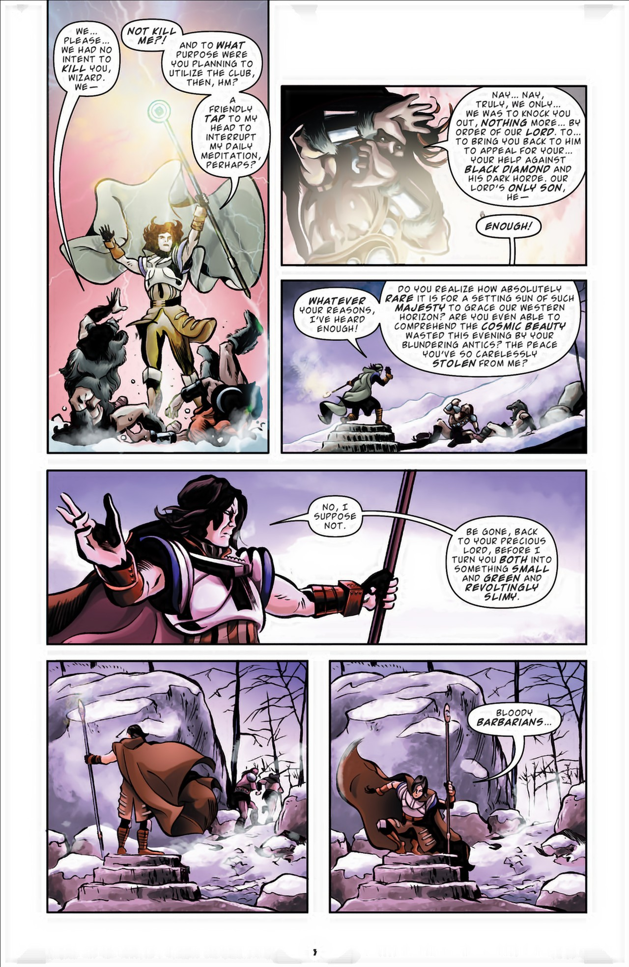 Read online KISS (2012) comic -  Issue #3 - 6