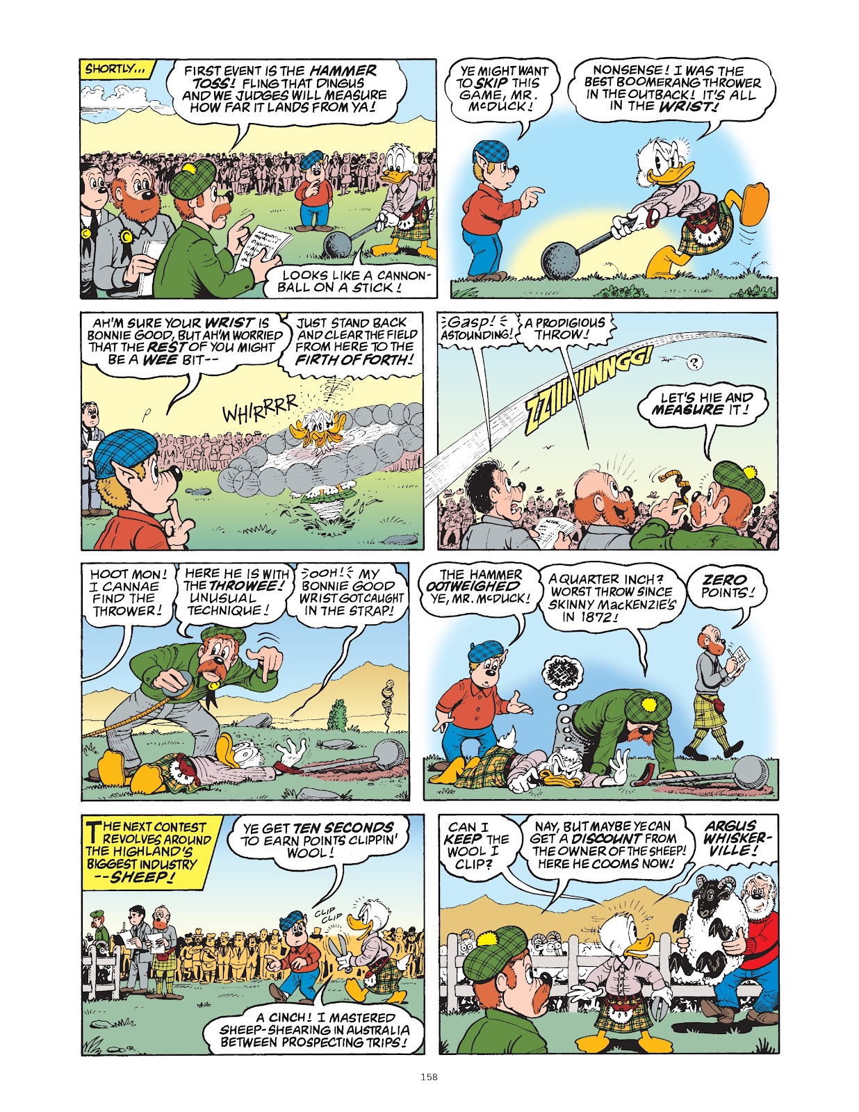 Read online The Complete Life and Times of Scrooge McDuck comic -  Issue # TPB 1 (Part 2) - 55