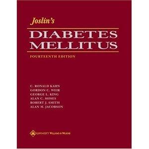 Joslin Diabetes Mellitus 14th Edition Pdf