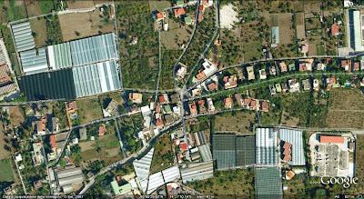 CUPA CASCETTA googlemap, 2010