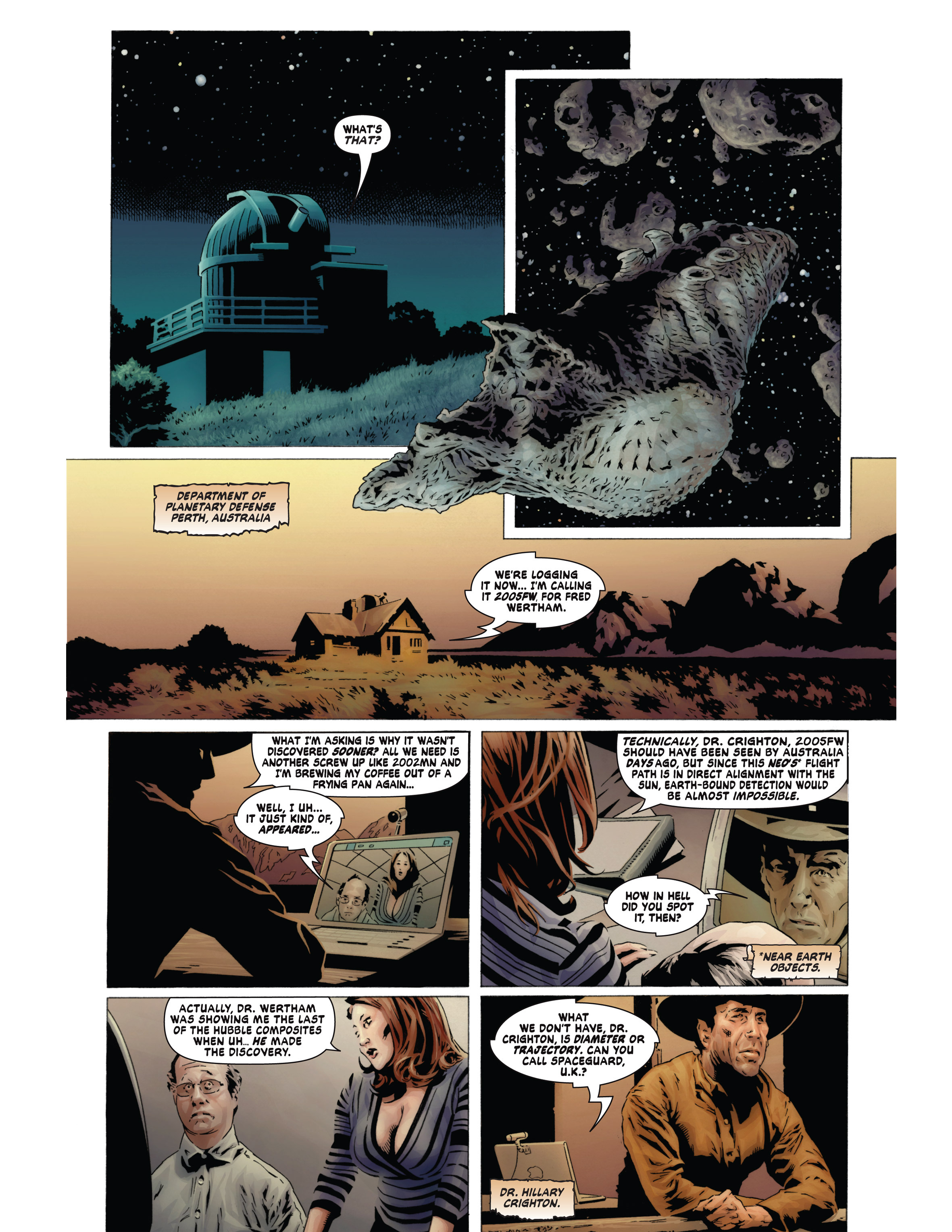 Read online Bad Planet comic -  Issue # TPB - 14