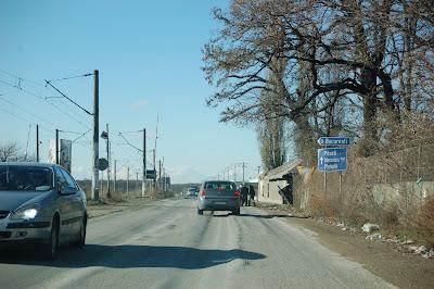 Etat des routes en Roumanie : un état toujours désastreux 2