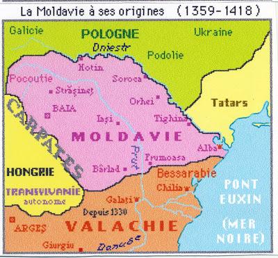 Moldavie : une nouvelle poudrière européenne ? ; une analyse d'Eric Timmermans 1