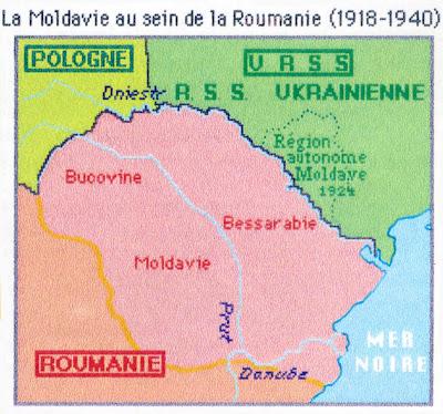 Moldavie : une nouvelle poudrière européenne ? ; une analyse d'Eric Timmermans 7