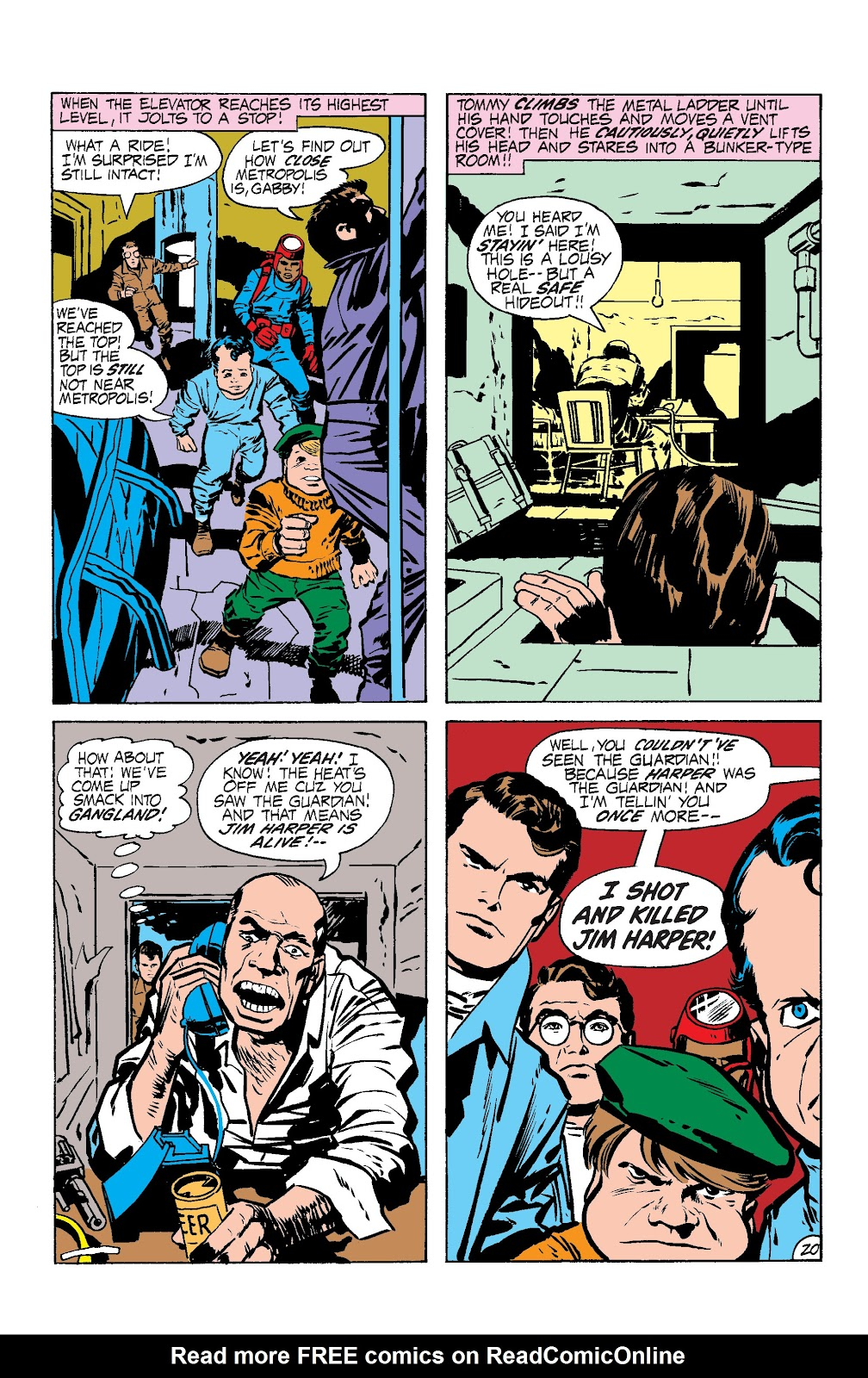 Read online Superman's Pal, Jimmy Olsen by Jack Kirby comic -  Issue # TPB (Part 3) - 10