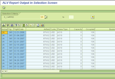 Display ALV report output in the SAME Selection Screen - ABAP Help Blog