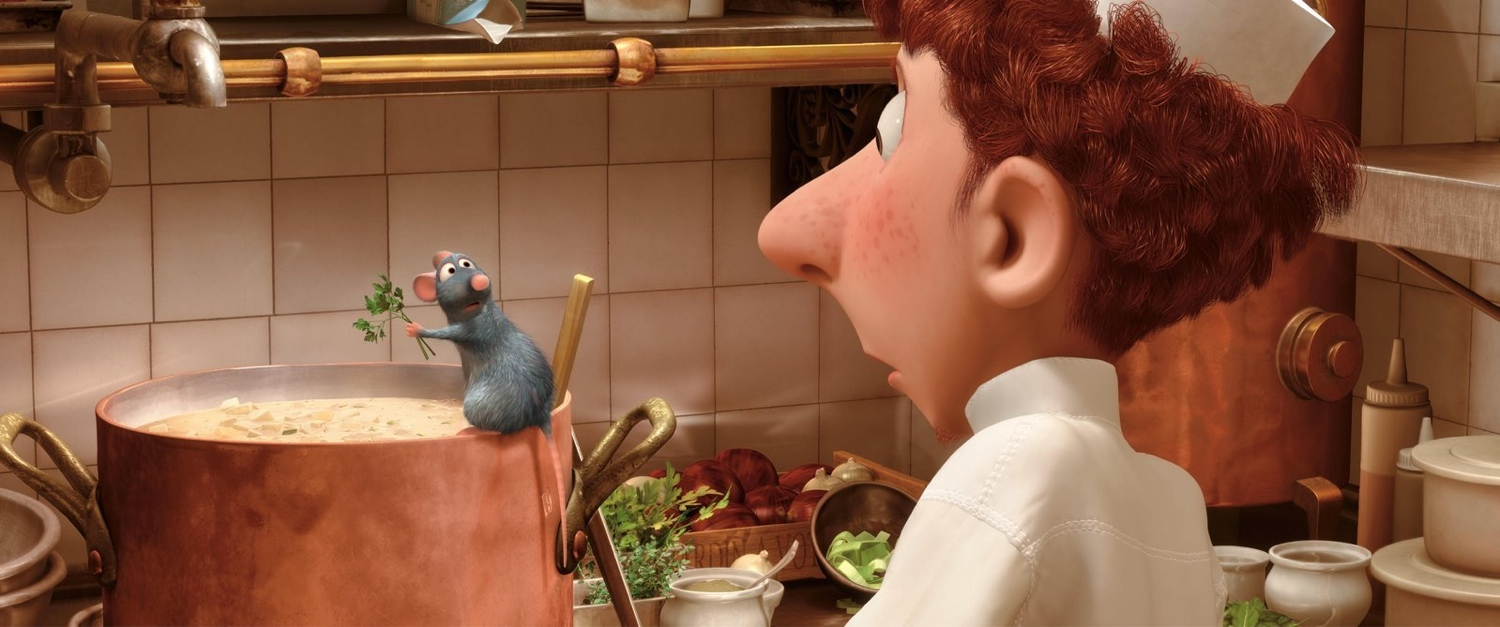 Film Para Cocinar Cooking With The Movies: Ratatouille