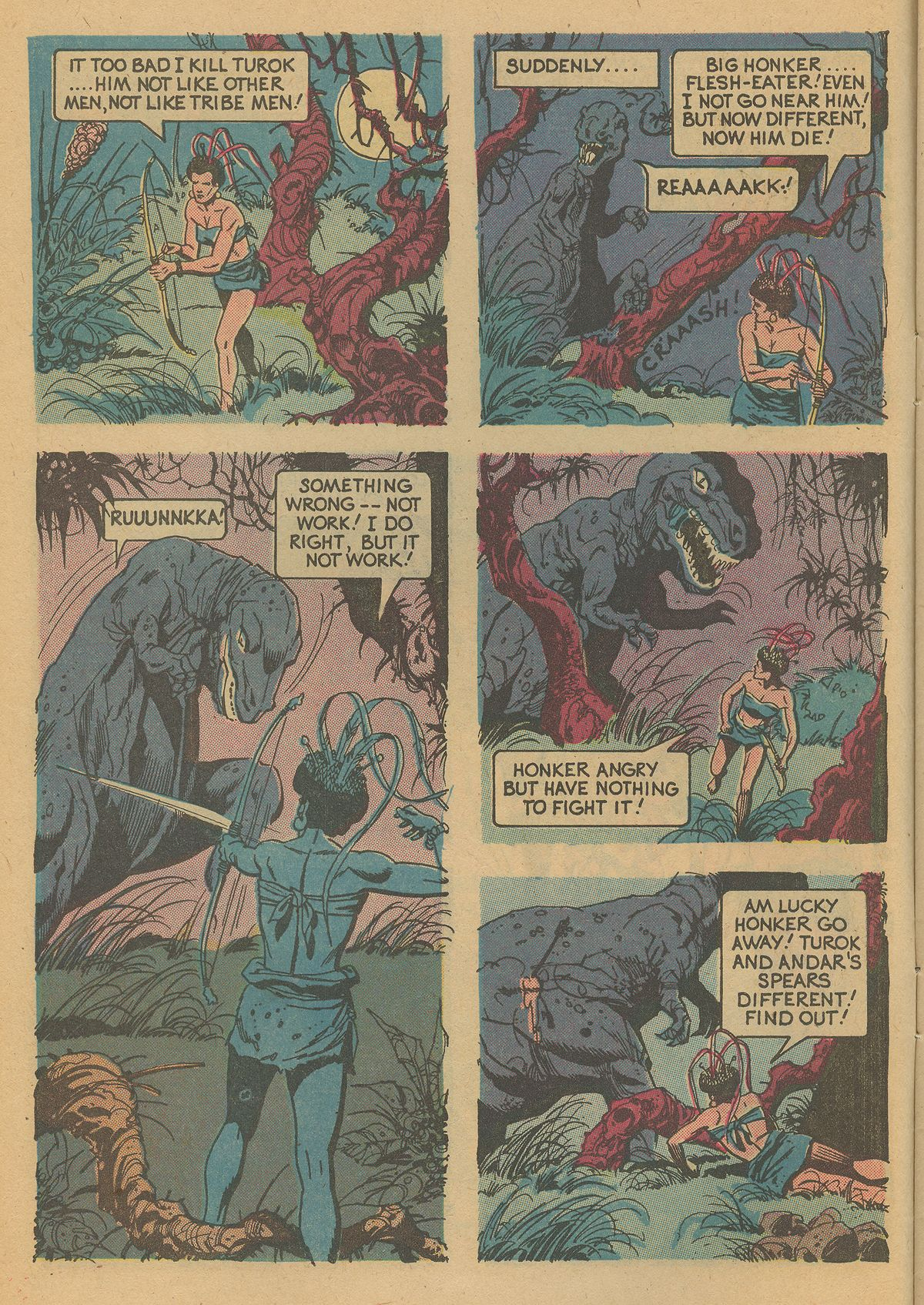 Read online Turok, Son of Stone comic -  Issue #125 - 10
