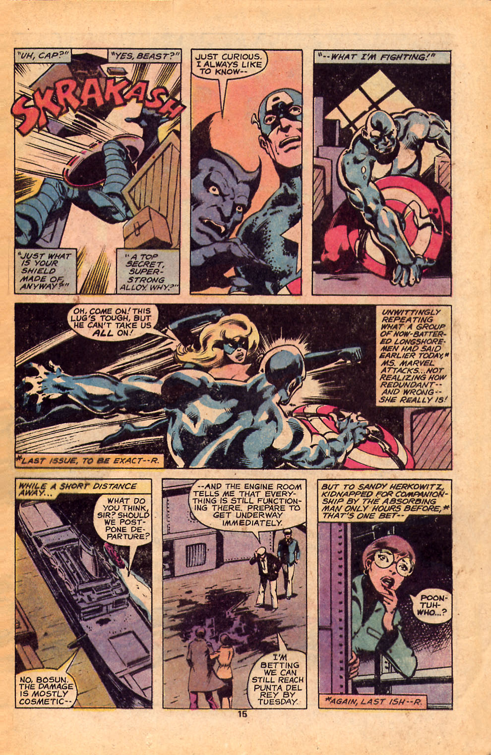 The Avengers (1963) 184 Page 11