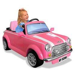 Einstein Baby Jumper: Pink Ride On Car