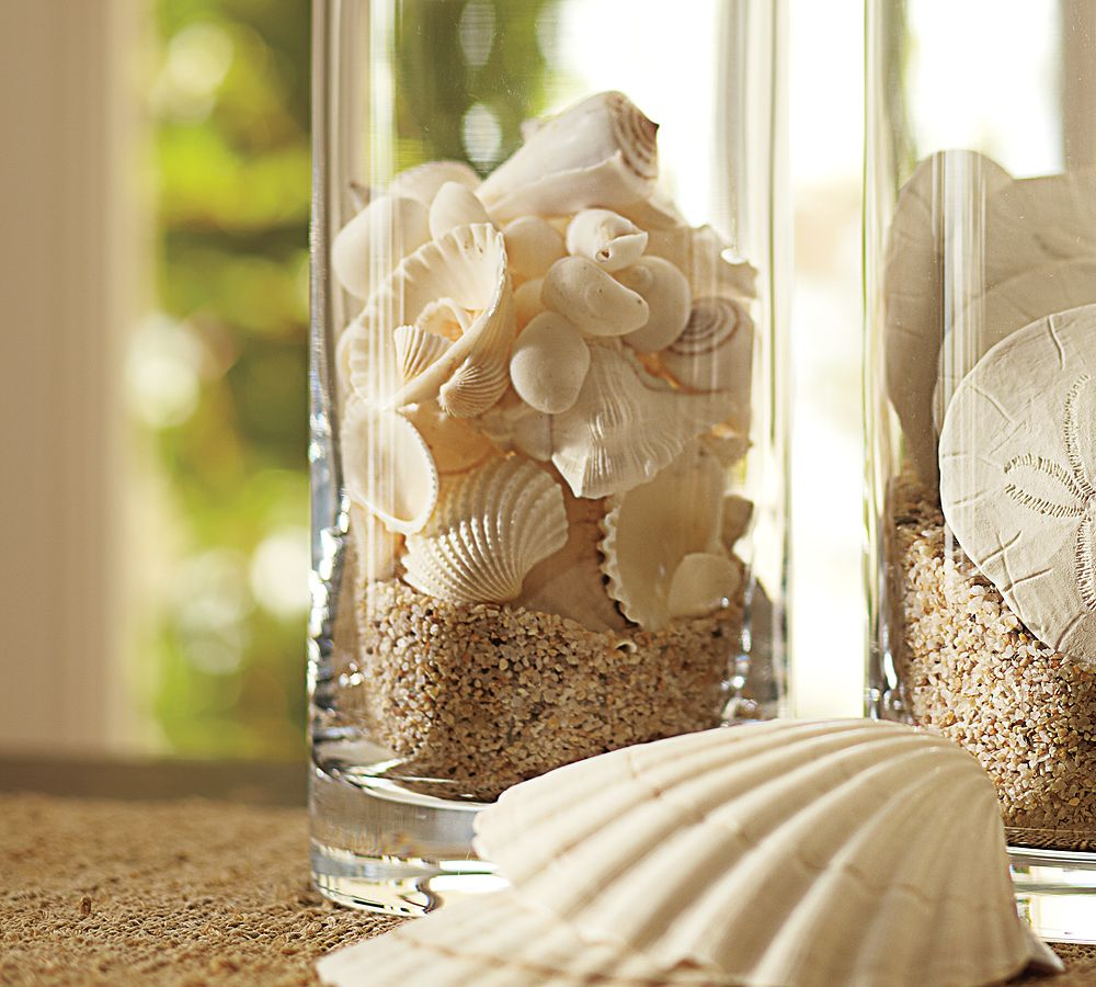 Ethnic Indian Decor: Sea Shells Used For Decor ....gives A