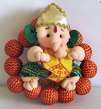 Cute Ganesha doll