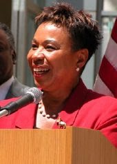 Rep. Barbara Lee Off To 110th Congress - Josh Richman