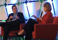 Yahoo!'s CEO Carol Bartz tells Michael Arrington to F-off (video)