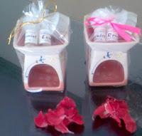 aromatherapy burner tungku lilin essential oil