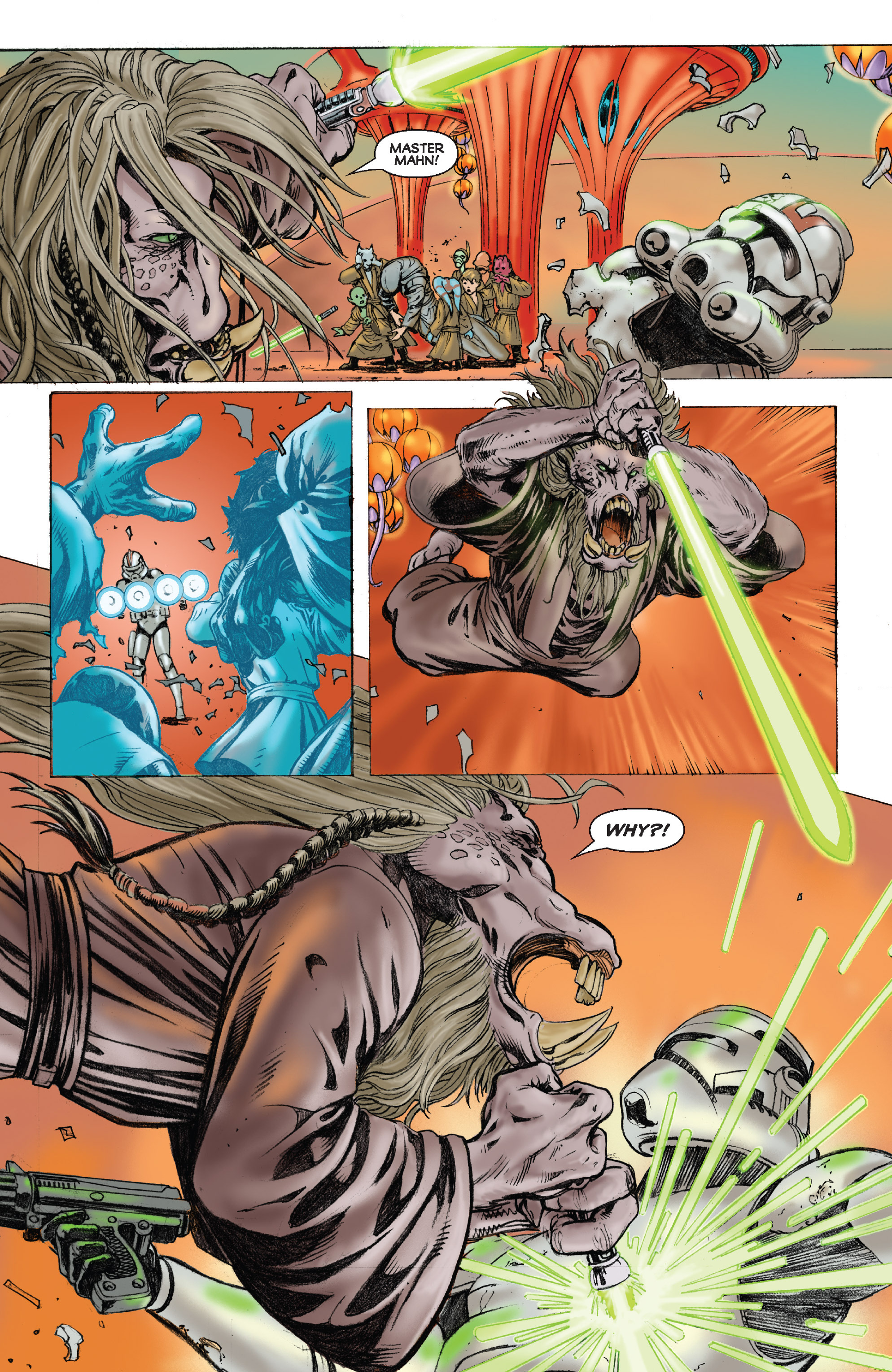 Read online Star Wars Omnibus comic -  Issue # Vol. 31 - 180