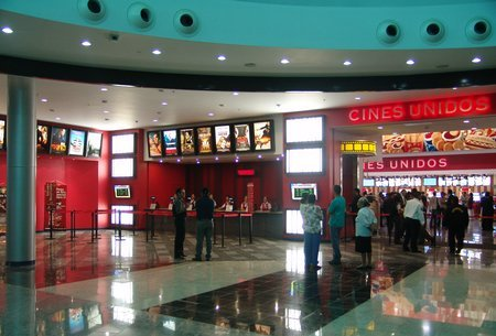 Salas de Cine del País | Page 64 | SkyscraperCity