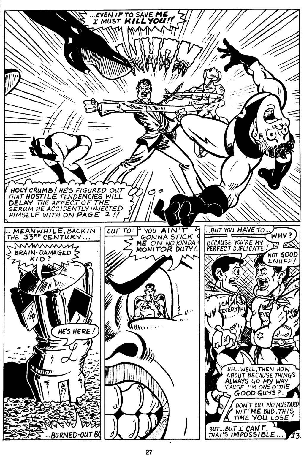 Read online Normalman - The Novel comic -  Issue # TPB (Part 1) - 32
