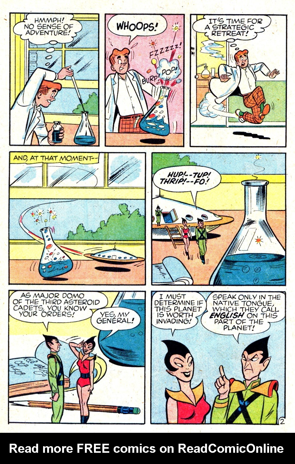 Read online Archie (1960) comic -  Issue #123 - 4