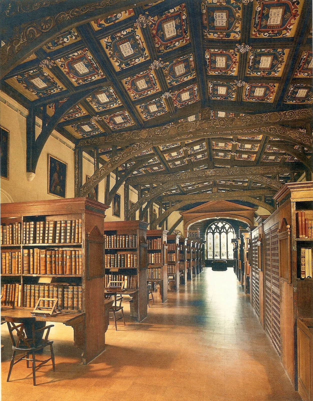 Bodleian Library Bodley 39s Blog On The History Of His Library The Bodleian