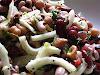 Three-Bean Salad with Fennel
