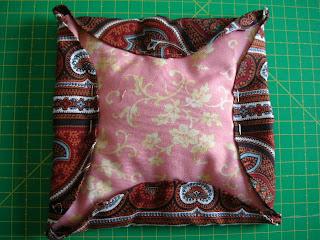 Come Cucire Una Coperta Patchwork.Agofollia Handmade With Love Tutorial Per Creare Una