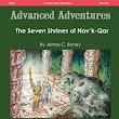 Silver Blade Adventures: [Review] AA8 The Seven Shrines of Nav'k-Qar