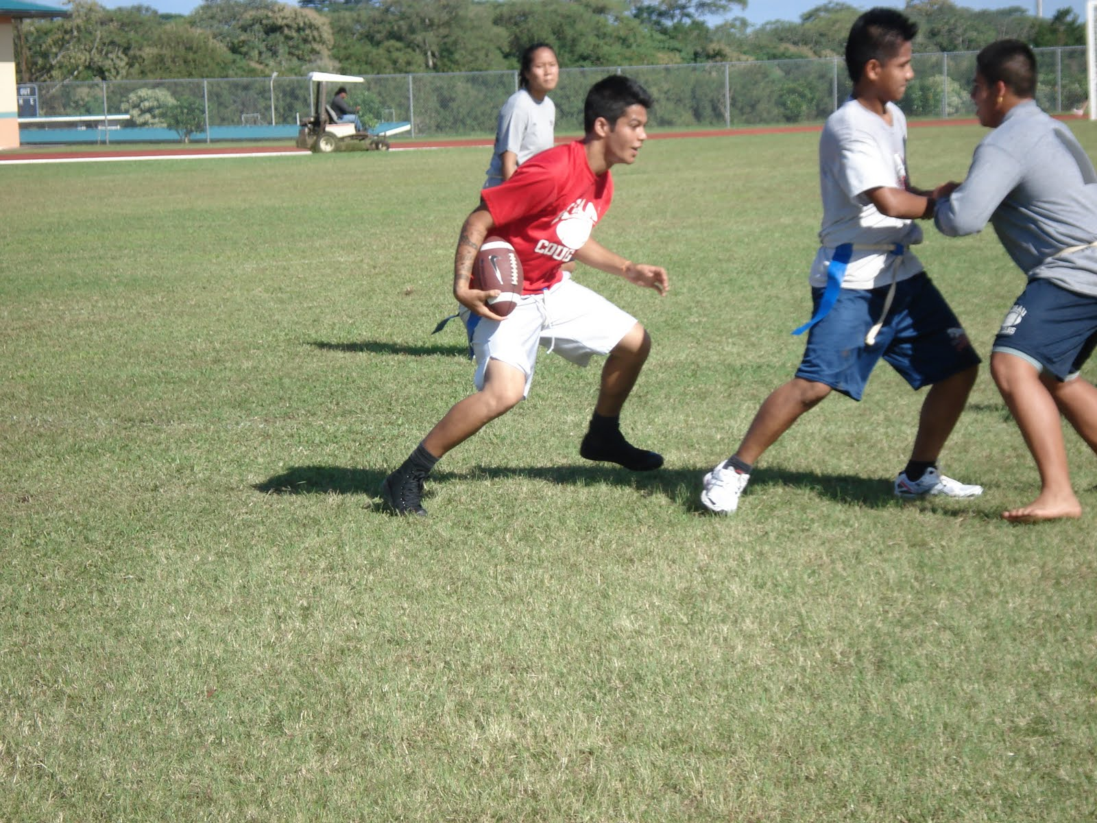 Physical Fitness Standards For High School Students