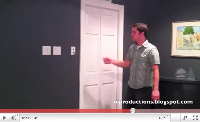 Uiproductions Star Trek Door