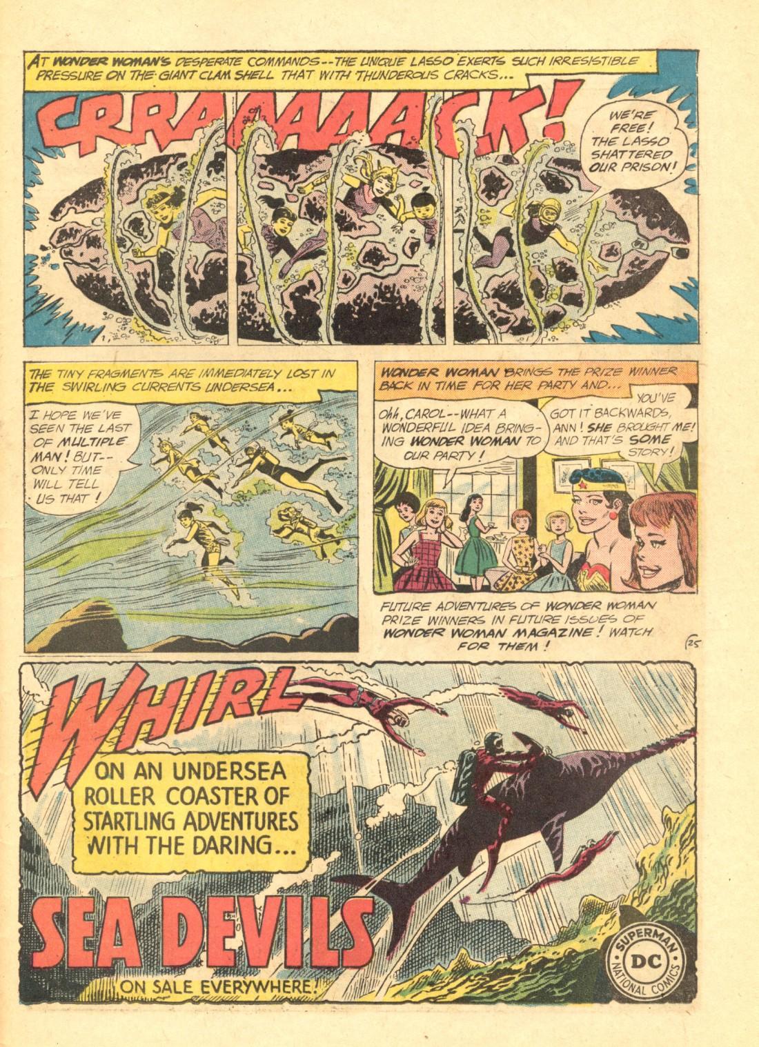 Read online Wonder Woman (1942) comic -  Issue #135 - 31