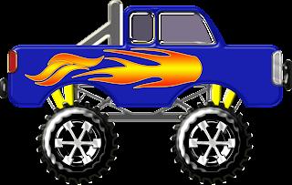 Download scrappinmargie: Monster truck SVG