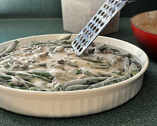Stir in the mushroom sauce
