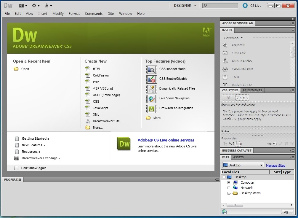 Kraxxon macromedia dreamweaver cs3 plugins and crack works for Dreamweaver templates torrent