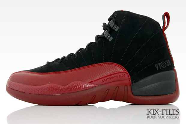 Baby Doc presents The Mind of The WeiяdO™: Air Jordan XII