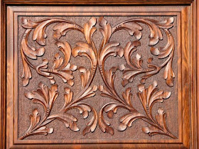 Wood Carving 2009