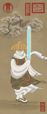 Samurai Wars - Obi Wan Kenobi