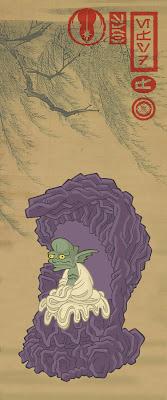 Samurai Wars : Yoda