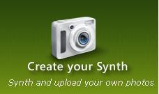 Microsoft Photosynth. Synth and upload your photos. Create your synth.