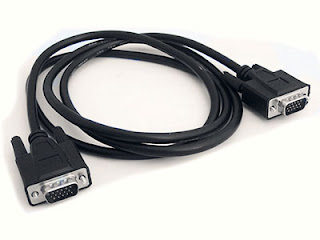 standard VGA cable