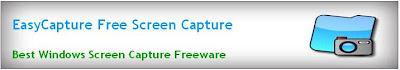 EasyCapture screen capture