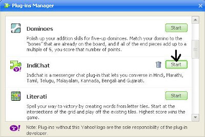 Chat in 9 Indian Languages with Yahoo IndiChat 2