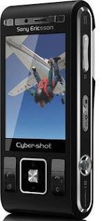 Sony Ericsson C905 Cyber-shot 8GB 3