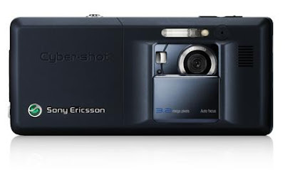 Sony Ericsson K810i 3.2 megapixel digital camera