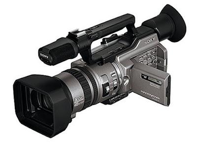 Sony SemiPro DCR VX2100E Handycam 1